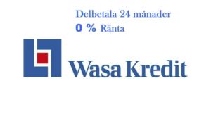 Wasa- kredit